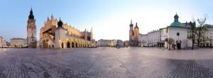 Cracovie place centrale